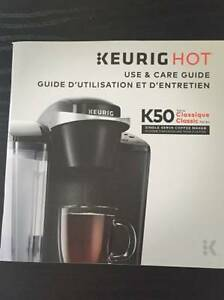 Keurig K50 Single Coffee Maker