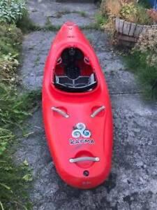 Jackson Karma Small - Kayak Whitewater
