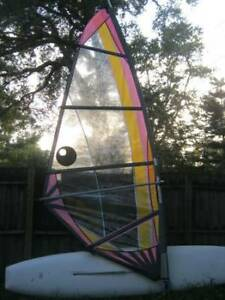 WINDSURF WINDSURFING SAILS - pick up in Cocagne / Bouctouche