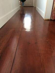 """6-12"""" wide-plank red pine - for floors, walls or ceilings"""