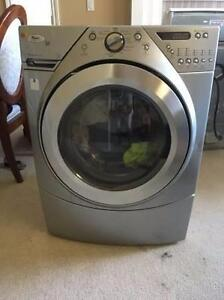 WHIRLPOOL front load WASHER WITH FREE DELIVERY +INSTALLATION