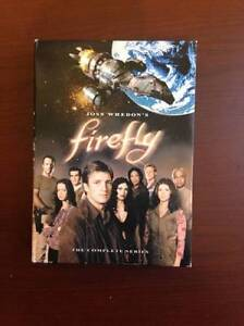 FireFly The Complete Series (4 disc set)