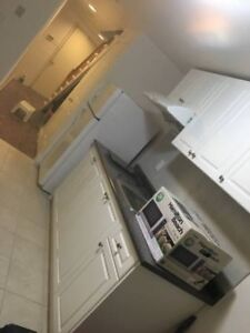 One pretty large bedroom available now dufferin/ Brandon