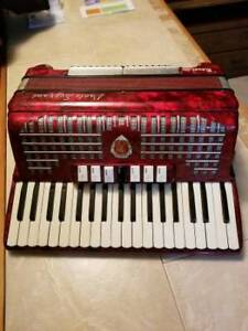 Accordion paolo soprani 1962