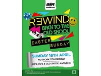 REWIND: Easter Special