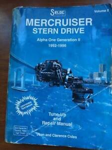 Mercruiser Sterndrive Repair Manual