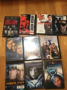 DVDs Home