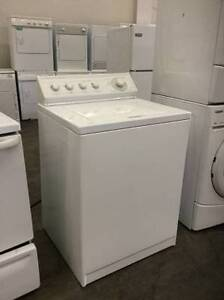 WHIRLPOOL WHITE TOP LOAD HEAVY DUTY SUPER CAPACITY PLUS WASHER