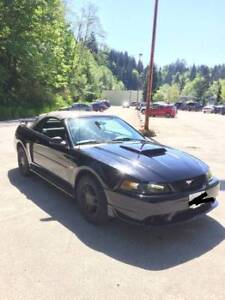 2001 Ford Mustang GT convertible Convertible