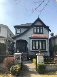 SUMMER SUBLET/RENTAL, 2 bedrooms  FURNISHED DUNBAR CLOSE TO UBC