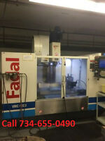 2006 Fadal 4020 CNC Machining Center with Rotary Table
