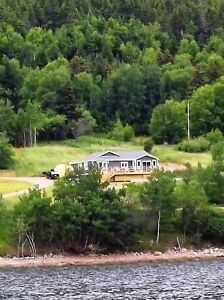 Waterfront Home in Rattling Brook, NL St. John's Newfoundland image 1