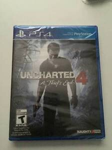 FS: BNIB uncharted 4 for ps4! - $65