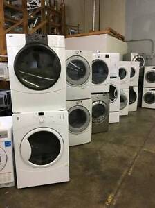 LG Front load Washer Dryer Stacker
