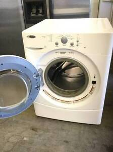 """AMANA WHITE ENERGY STAR RATED FRONT LOAD WASHER 27"""""""