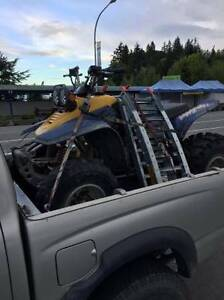 1995 Yamaha Warrior 350