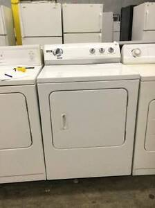 KENMORE WHITE FRONT LOAD DRYER