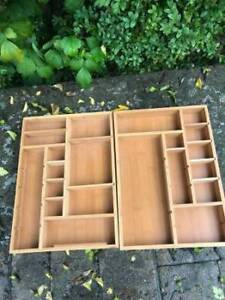 Wooden Sorting Compartments CORE