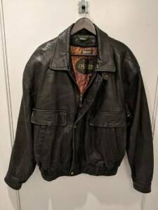Danier leather jacket, thinsulate, men's, barely worn
