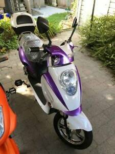 Electric Scooter (Ebike)