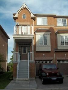 Ajax townhouse Available For Rent Mid April or May 01, 2019