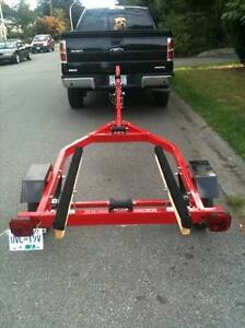 New Boat Trailer 10' to 15' - $565 (Surrey)