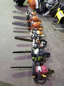 Chainsaws $75+up & LOTS OF TOOLS & STUFF FOR SALE!!