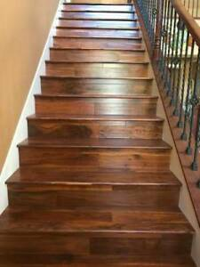 Hardwood & Laminate Installation - Free Estimates
