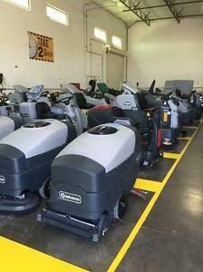 Floor Scrubbers, Sweepers, Parts & More!!