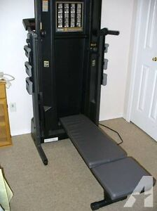 Treadmill/Weight Bench exercise machine $380 OBO