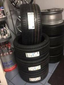 BMW TIRES 255/35 R19 RUNFLAT NEW