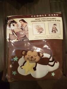 ***Cuddle Care Infant Stroller Blanket***