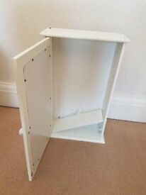 Bathroom cabinet with mirror. Excellent condition. BARGAIN PRICE