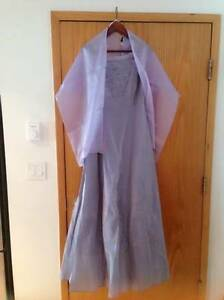 ★Brand New Gorgeous Lilac Grad / Prom Dress with Scarf★