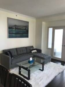 Beautiful Renovated and Fully Furnished Bedroom in Modern Condo