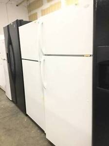 "FRIGIDAIRE WHITE 30"" TOP FREEZER FRIDGE"