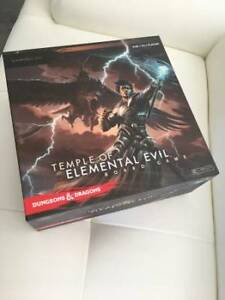 NEW - Dungeons & Dragons: Temple of Elemental Evil Board Game