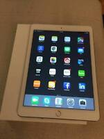 Silver - iPad Air 2 128GB--{like new}