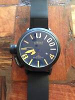 Montre U-Boat U-1001 Italo Fontana neuve oversized watch