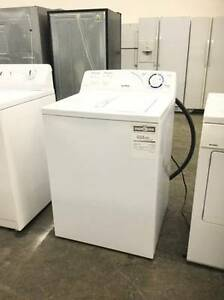 """27"""" TOP LOAD WHITE MOFFAT WASHER"""