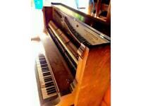 100 year old richmond company upright piano