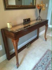 FREE PIANO - REPURPOSE INTO SELLABLE FUNCTIONAL ITEMS - SEE PICS