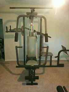 Weider pro 9640 Complete home multifunction gym