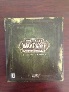 World Of WarCraft Burning Crusade Collector's Set