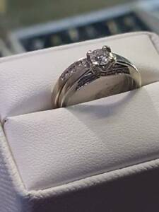 Beautiful Diamond Engagement Ring $799 Great Pacific Pawnbrokers