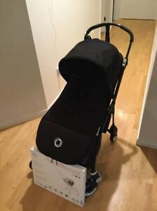 Excellent black limited edition bugaboo bee plus Campbell River Comox Valley Area image 8