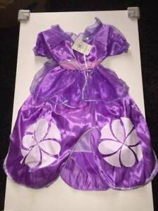 Sofia The First Royal Dress [BRAND NEW WITH TAG]
