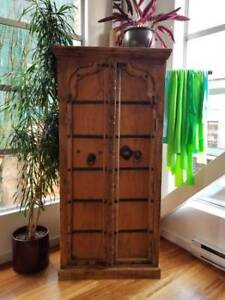 Antique Balinese Armoire