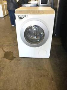 """MIELE 27"""" WHITE BEAUTIFUL front load WASHER"""