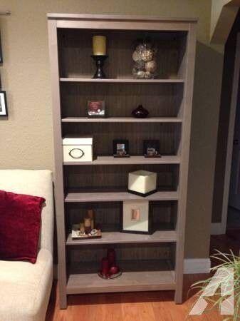 IKEA HEMNES Bookcase / Shelf unit / grey - brown colour NW10 / Willesden  Green